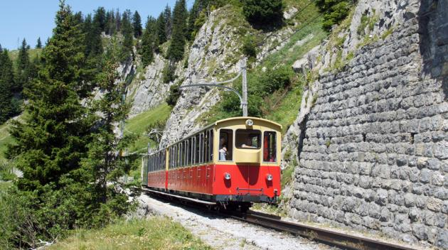 16-The romantic cogwheel train to Schynige Platte The Nation-Kupluthai Pungkanon