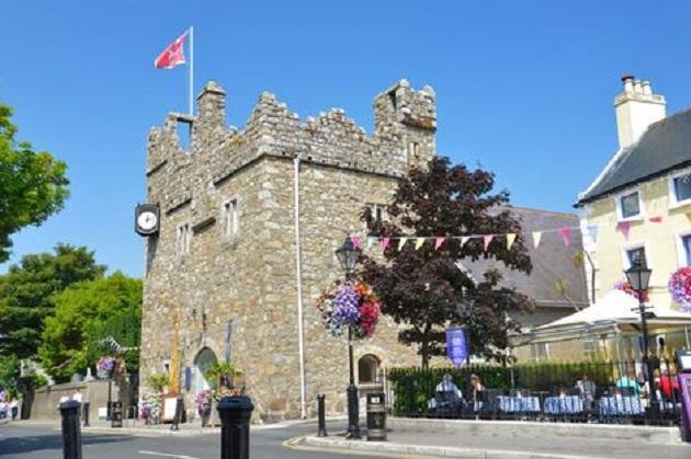 Dublin - dalkey+castle