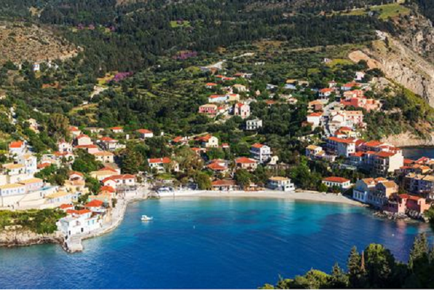 Greece, Kefalonia