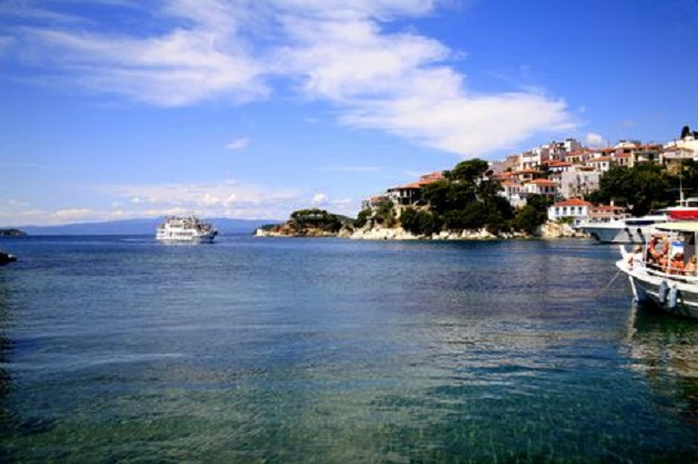 Greece, Skiathos