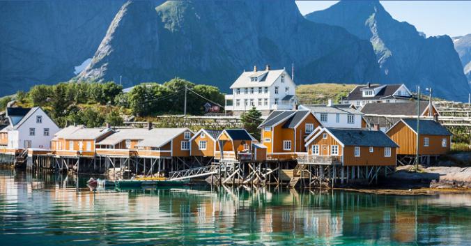 Euro G - Reine, Norway